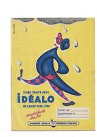 Protège-cahier Teinture Idéalo - Blotters
