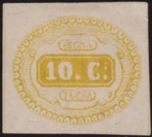 Italy .  Yvert    .       Taxe   1    .   (*)        .      No  Gum   .   /    .   Pas De Gomme - 1900-44 Vittorio Emanuele III