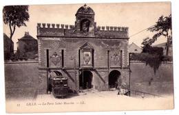 3523 - Lille ( 59 ) -  La Porte Saint-Maurice - L.L. N°11 - - Lille