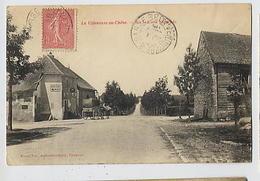 LA VILLENEUVE Au CHENE : Sur La Route Nationale - Ernest Noël Imp. édit. - Frankreich