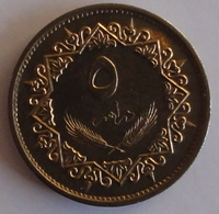Coins Libya 1979 #7 - Libye