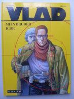 Griffo & Swolfs - Vlad - T1 - Mein Bruder Igor / 2000 - Books, Magazines, Comics