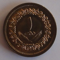 Coins Libya 1979 #8 - Libye