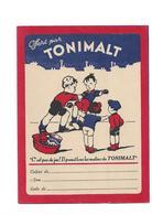 Protège-cahier Tonimalt Crème Au Chocolat - Alimentare