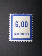 FICTIFS NEUF ** N°F 56 SANS CHARNIERE (FICTIF F56) - Fictifs