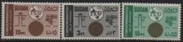 Sudan/Soudan 1965 (100th/e) International Telecommunication Union-Union Internationale Télécommunications (ITU/UIT)** - Soudan (1954-...)
