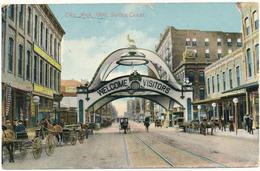 TX - DALLAS - Elks Arch, 1908 - Dallas