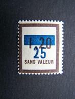 FICTIFS NEUF * N°F 74 AVEC CHARNIERE (FICTIF F74) - Fictifs