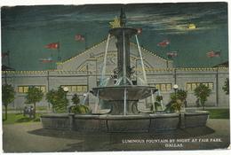 TX - DALLAS - Luminous Fountain - Dallas