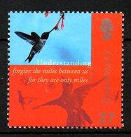 GUERNESEY. N°911 De 2001. Colibri. - Hummingbirds