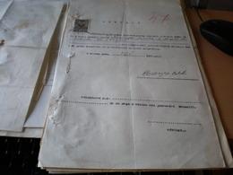 Taksena Marka 10 Dinara 1933 - Storia Postale