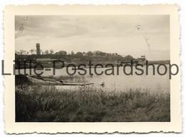 Foto Gomel Sosch August 1941 Russland Wasserturm Homel Сож Ostfeldzug Russlandfeldzug 2.WK - Guerre 1939-45