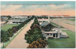 TX - DALLAS - Boulevard At Fair Park - Dallas