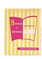 Protège-cahier  Farine   Jacquemaire - Blotters