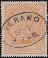 Italy .  Yvert    .       Stamp    .       O        .      Cancelled   .   /    .   Oblitéré - 1900-44 Victor Emmanuel III