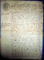 63 ROCHEFORT REYVIALLE HEUME GIOU MOULIN DE CHEZ VERDIER ARCHIVES FAMILIALES ACTES DE VENTES MARIAGES - Manuscripts