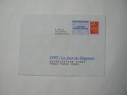 Prêt à Poster Réponse, POSTREPONSE  20g, Lettre Prioritaire, Lamouche, 1 Enveloppe Neuve, TB. - Entiers Postaux