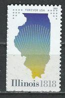 USA. Scott # 5274  MNH. 200th Anniv. Of Illinois Statehood 2018 - Ongebruikt
