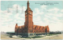 TX - FORT WORTH - Station - Fort Worth