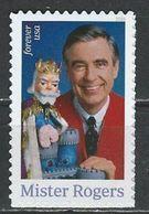 USA. Scott # 5275  MNH. Mister Rogers  2018 - Unused Stamps