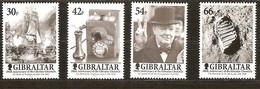 Gibraltar 2001 Yvertn° 973-976 *** MNH  Cote 10,00 Euro Gibraltar Chronicle - Gibraltar
