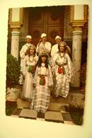 MAROC - LA MARIEE DU SUD MAROCAIN   MAROC  MAROCCO   MARRUECOS MOROCCO - MAROCAIN AFRICA  AFRIQUE   VIAGGIATA - Marocco