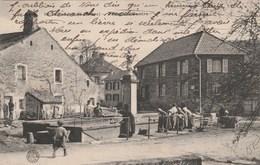 SECENANS   HAUTE SAONE  70 -  CPA    LE CENTRE - Other Municipalities