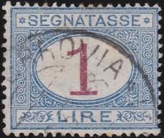 Italy .  Yvert    .       Taxe  13     .       O        .      Cancelled   .   /    .   Oblitéré - 1900-44 Vittorio Emanuele III