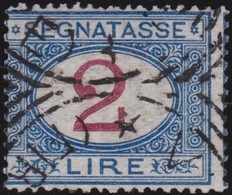 Italy .  Yvert    .       Taxe  15     .       O        .      Cancelled   .   /    .   Oblitéré - 1900-44 Vittorio Emanuele III