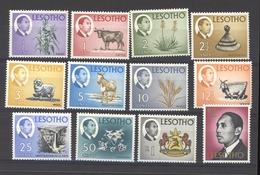 Lesotho  :  Yv  149-61  **   Sauf 153 - Lesotho (1966-...)
