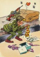 Militair Humor  [AA18-612  Door MAZEL - Humoristiques