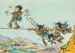 Militair Humor  [AA18-617  Door JEAN-POL - Humoristiques