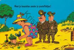 Militair Humor  [AA18-655  Door CHRIS - Humoristiques