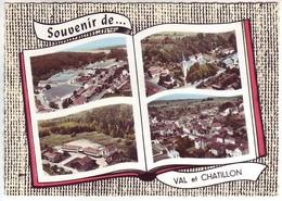 54 Souvenir De Val Et Chatillon - Multivues - Ed: Sofer 116 - Other Municipalities