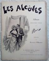 ALBUM LES ALCOVES Illustrateur Benjamin BAC Nombreuses Planches Couleur De Scènes De NU EROTIQUE ESTHETIQUE - Libri, Riviste, Fumetti