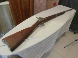 Fusil Us 1864 - Armes Neutralisées