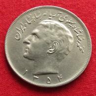 Iran 20 Rials 1975 / SH 1354 KM# 1181 Lt 775  Irão Persia Persien - Iran