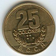 Costa Rica 25 Colones 1995 KM 229 - Costa Rica