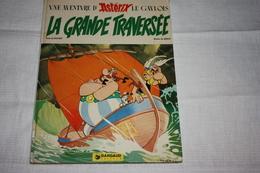 ASTERIX La Grande Traversée  EO  1975 - Astérix
