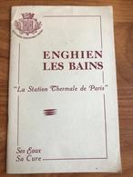 Brochure Touristique Enghien Les Bains - Dépliants Touristiques