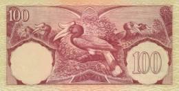 INDONESIA P.  69 100 R 1959 UNC - Indonésie