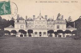DRAVEIL - Le Château - Draveil