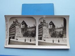 PARIS : Le Donjon De Jean Sans Peur : S. 9 - 3108 ( Maison De La Bonne Presse VUES De FRANCE ) Stereo Photo ! - Stereoscoop