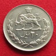 Iran 20 Rials 1977 / MS 2536 KM# 1181 Lt 546  Irão Persia Persien - Iran