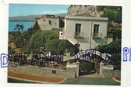 Italie. Taormina (Capo). Pensione La Prora. Bar Ristorante. Ed. Malambri - Italië