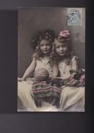 Deux Petites Filles - Enfants