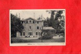 E0212 - RILLIEUX - D01 - Château De La Tessonnière - Francia