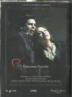 """#  Giacomo Puccini """"La Boheme"""" Opera Lirica, Teatro Arcimboldi, Milano 2003 (DVD) - Concerto E Musica"""