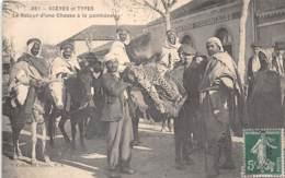 Algérie / 171 - Le Retour D'une Chasse à La Panthère - Beau Cliché - Andere