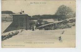 GRANGES - Ancien Château De FALURGOUTTES - Granges Sur Vologne